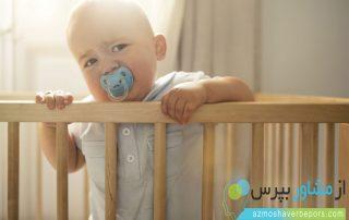 جدا کردن اتاق خواب کودک