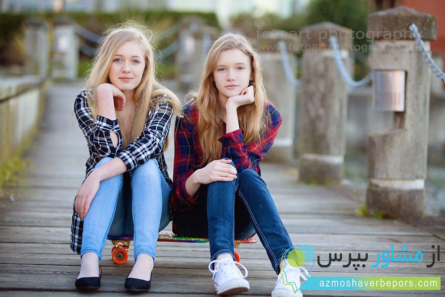 علت وابستگی شدید بین نوجوانان همسن