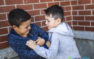مدیریت پرخاشگری کودکان