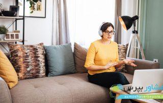مشاور آنلاین وسواس کرونا در تهران
